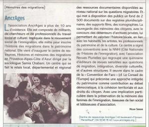 Le Cesar no 305 mars 201é Actualités page 3