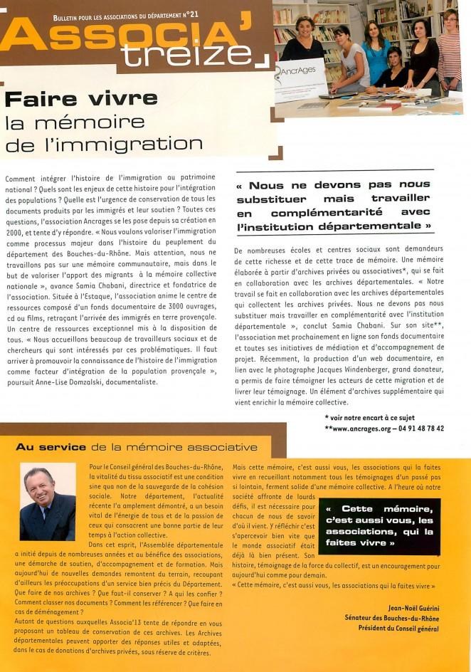Associa 13 novembre 201