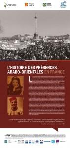 L'histoire des présences arabo-orientales en France
