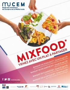 Mixfood affiche