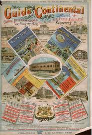 CIWL's network guide, December 1901