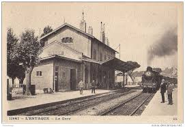 Gare de l'Estaque, XXème