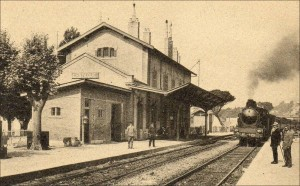 Gare Estaque 1893