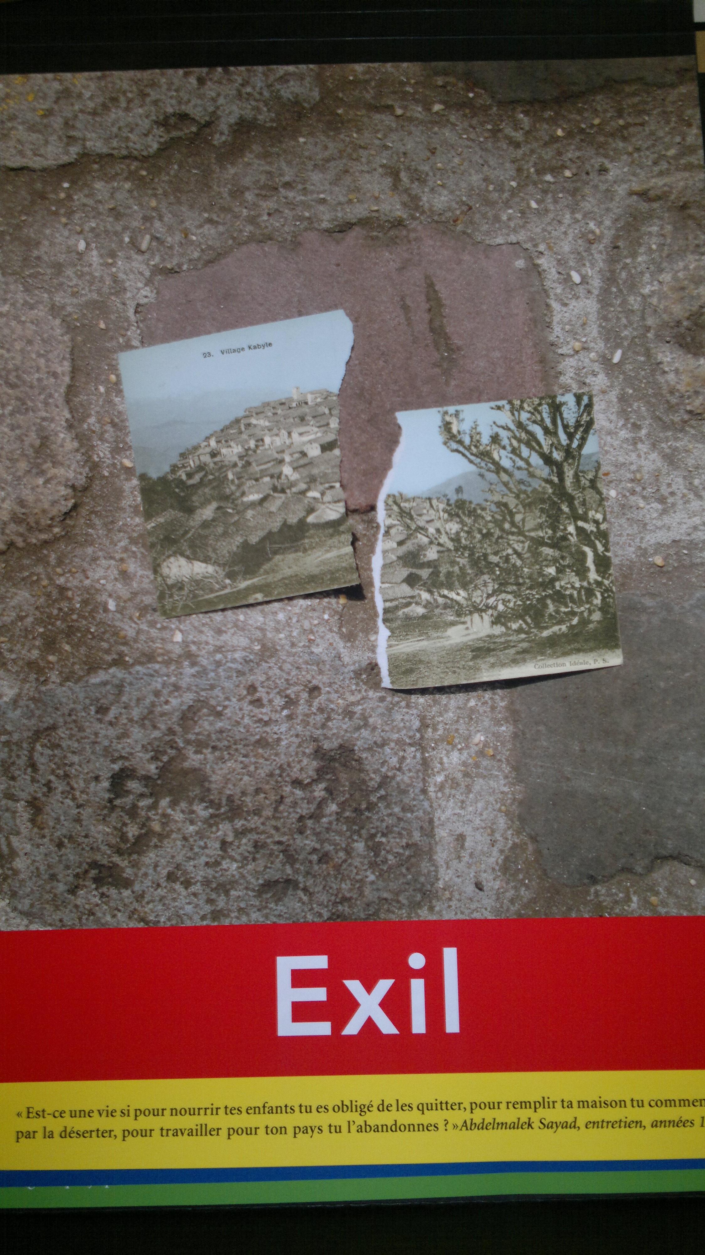 Affiche_de_l'exposition_Abdelmalek_Sayad