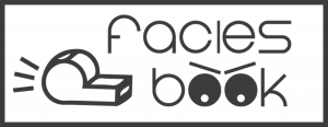 logo faciès book