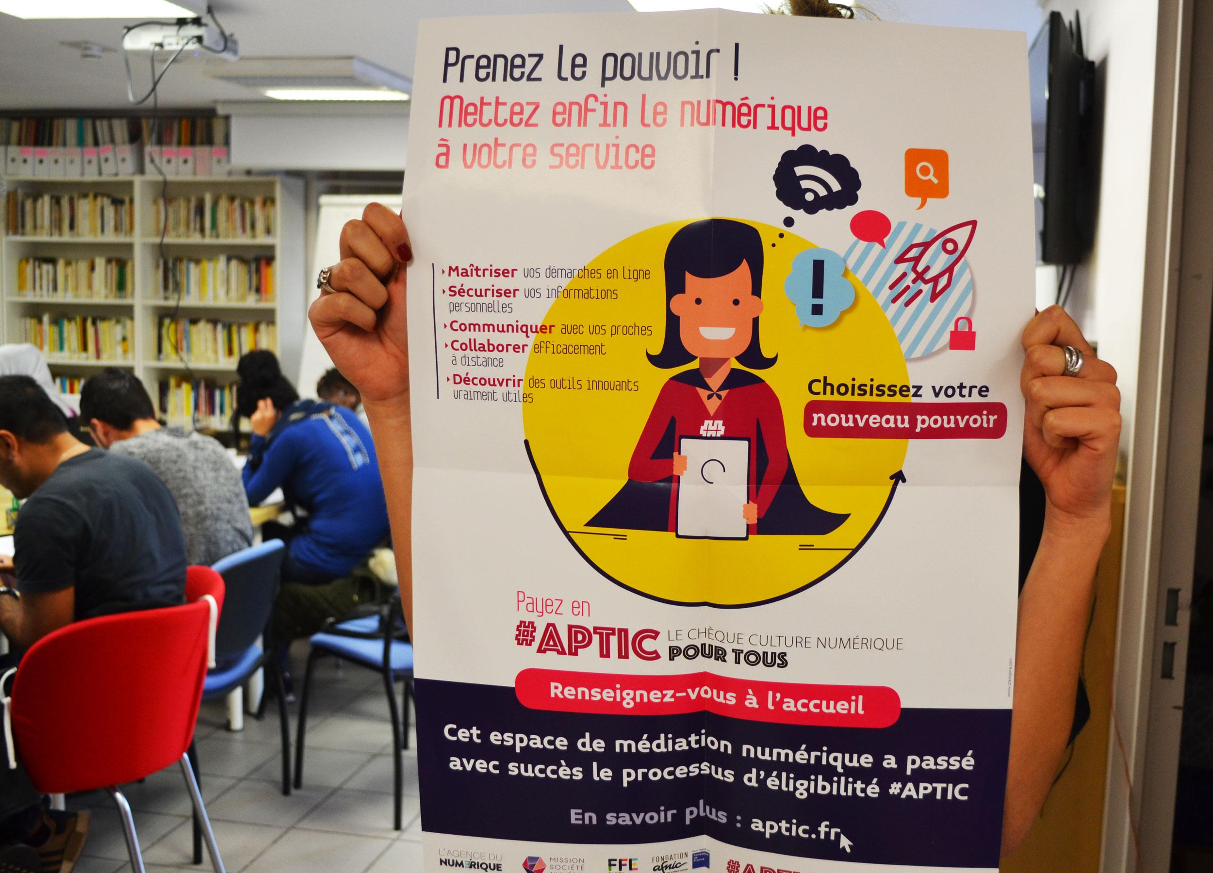 Ancrages Eligible Aptic Le Cheque Culture Numerique Pour Tous